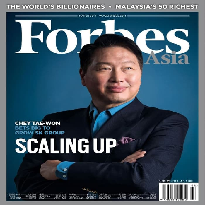 Majalah Forbes Managemen Dan Keuangan Untuk dunia Bisnis