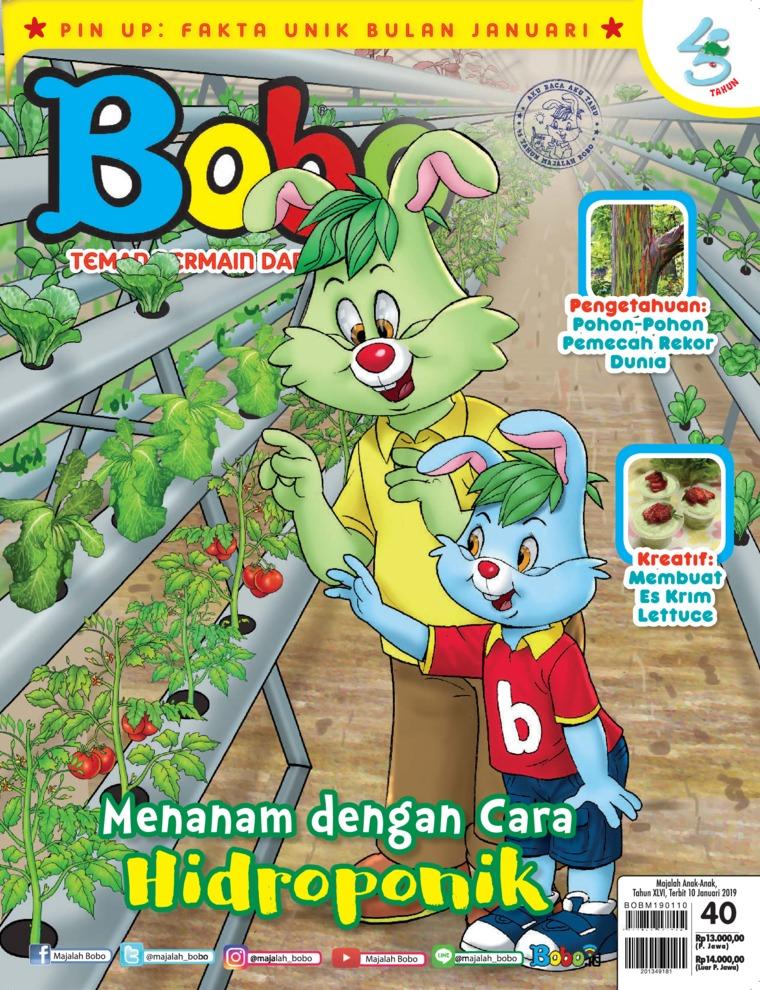 Mengapa Majalah Bobo Kini Tak Diidolakan Anak-anak Lagi?