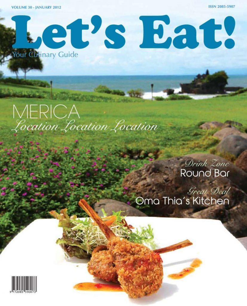 Let's Eat Magazine Untuk Gaya Hidup Kerenmu