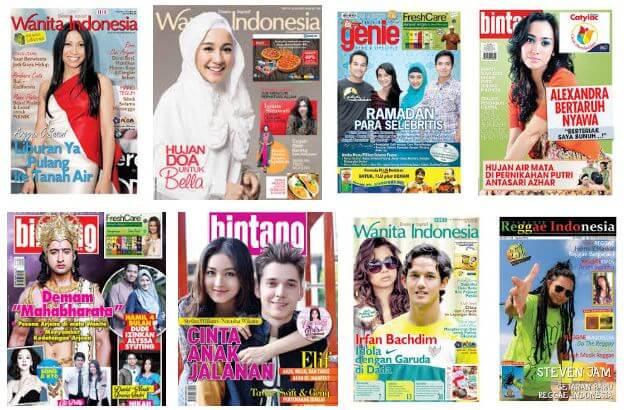 Pentingnya Majalah Sebagai Sumber Informasi