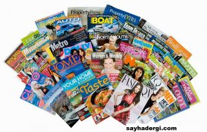 Pengertian Dan Sejarah Dari Majalah Di Dunia