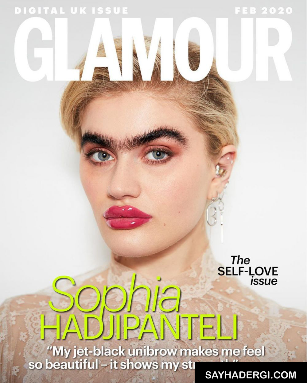 Ubah persepsi standar kecantikan 10 cover majalah ini bikin geger