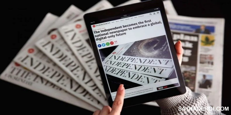 Sejarah majalah elektronik Beserta Dampak Yang Ditimbulkan