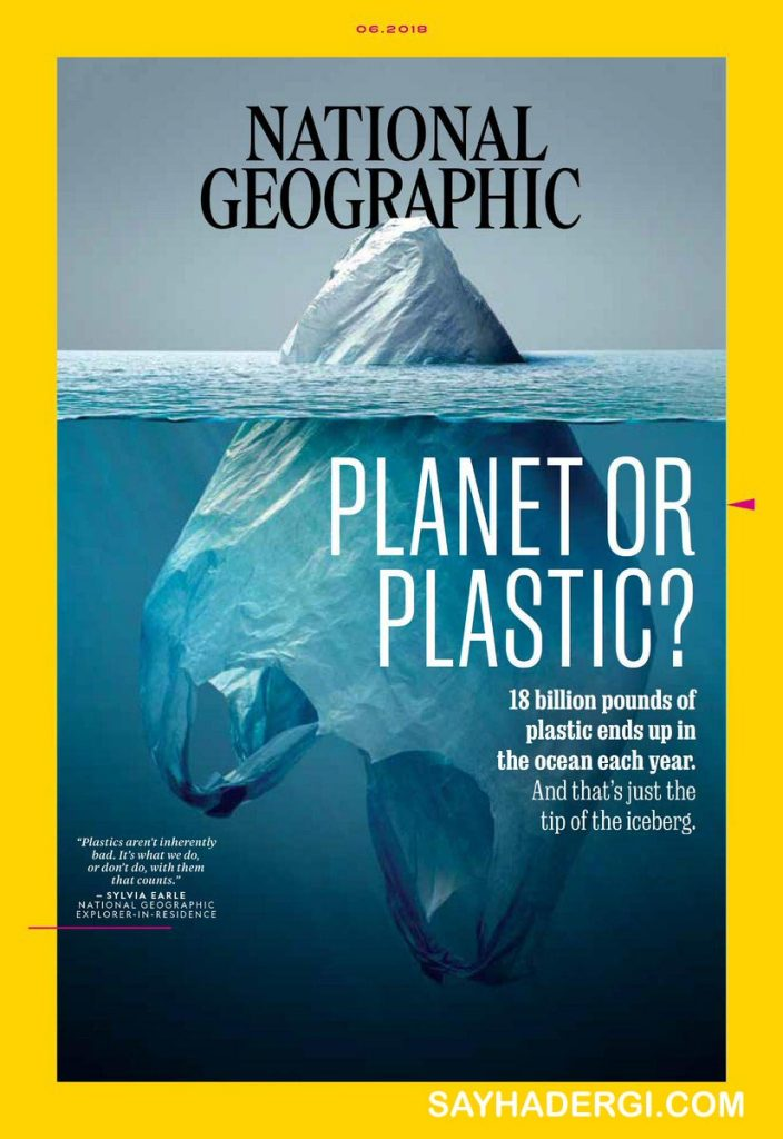 Sejarah Berdirinya National Geographic magazine